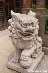 讃岐小白稲荷神社(港区浜松町)1