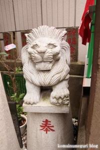 讃岐小白稲荷神社(港区浜松町)8