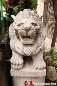 讃岐小白稲荷神社(港区浜松町)9