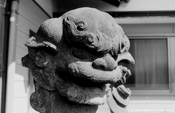 熊野神社(横浜市港北区日吉)2