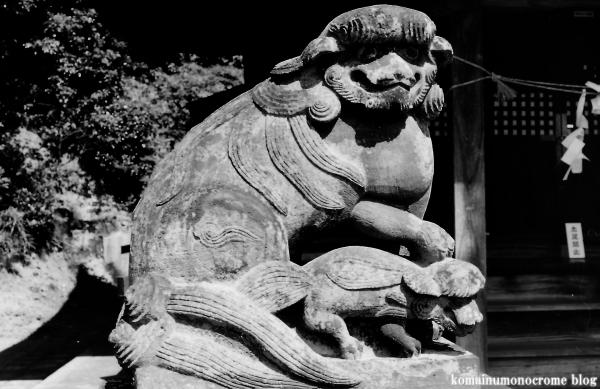諏訪神社(横浜市港北区蓑輪町)3