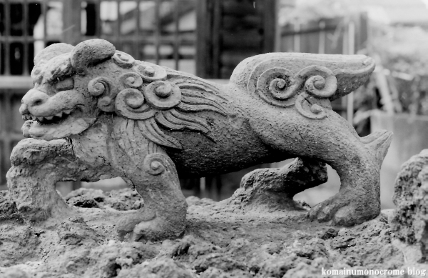 稲荷神社(川崎市中原区中丸子)1