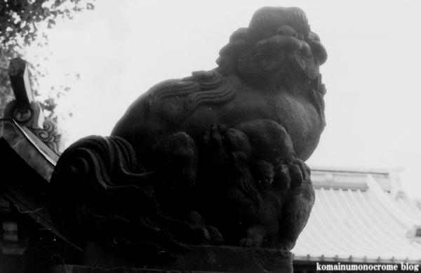 八幡宮(川崎市中原区上平間)3