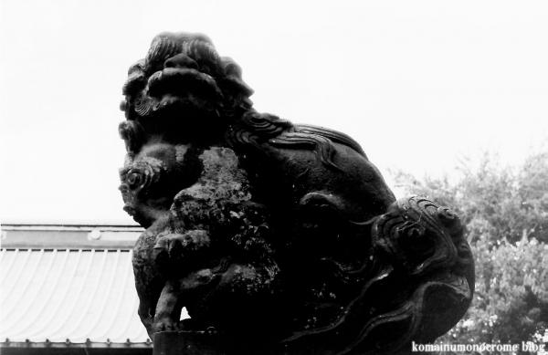 八幡宮(川崎市中原区上平間)1