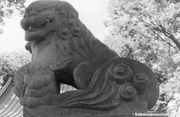 日枝神社(川崎市中原区上丸子山王町)1