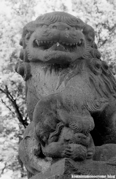 日枝神社(川崎市中原区上丸子山王町)2