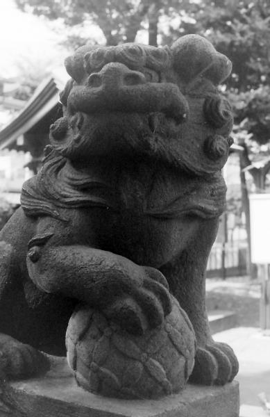 白髭神社(川崎市高津区北見方)4