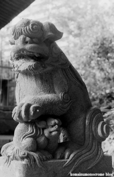 久地神社(川崎市高津区久地)2