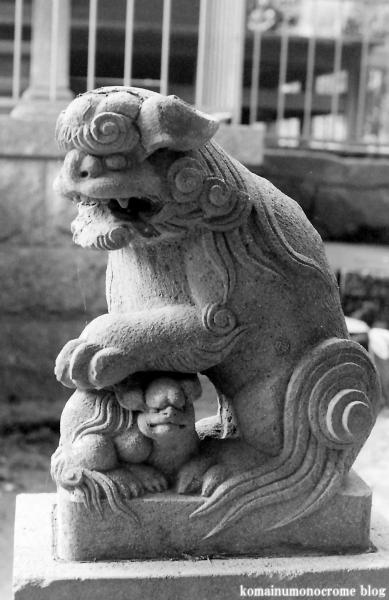 久地神社(川崎市高津区久地)1