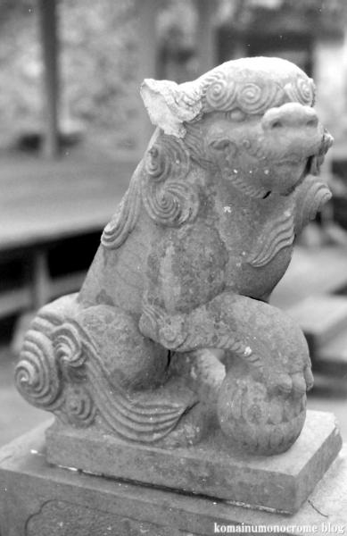 熊野神社(鎌倉市大船)3
