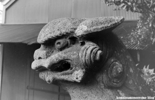 山ノ内八雲神社(鎌倉市山ノ内)4
