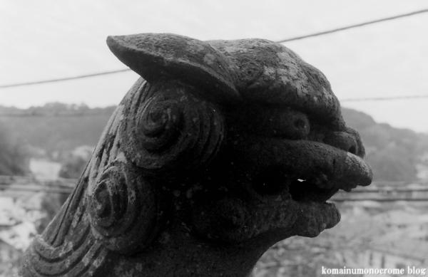 山ノ内八雲神社(鎌倉市山ノ内)2