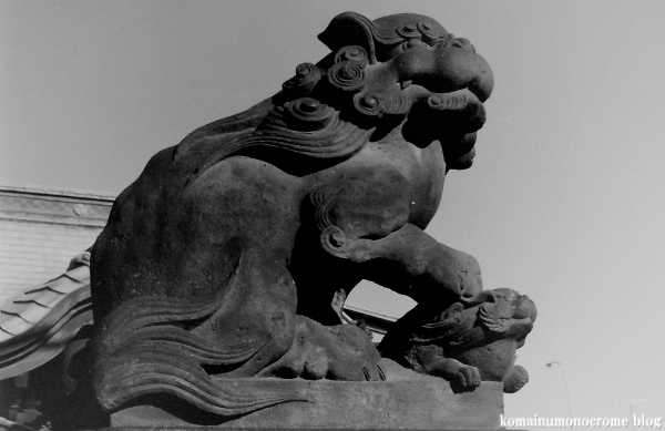 是政八幡神社(府中市是政)3
