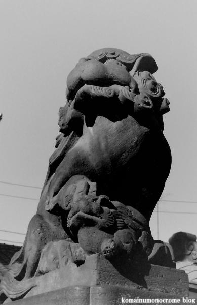 是政八幡神社(府中市是政)4