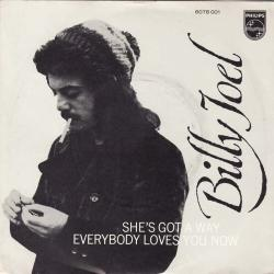 Billy Joel - Shes Got A Way1