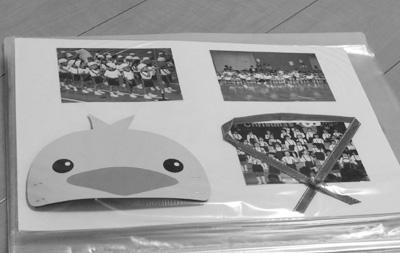 幼稚園 写真 整理