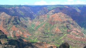 ワイメア峡谷