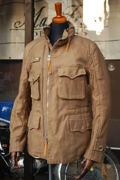 MFJ-1646 サープラスライドジャケット
