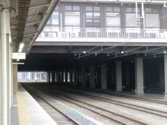 大宮駅旧12番線