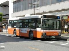 西柏2658号車
