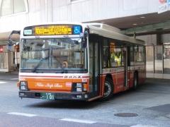 西柏2885号車