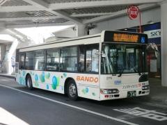 阪東・ブルーリボンシティノンステップ