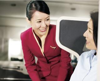 キャセイパシフィック航空提携のクレジットカード