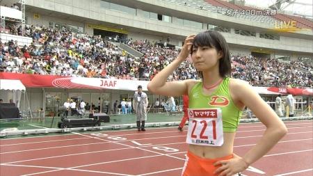 女子陸上選手の画像037