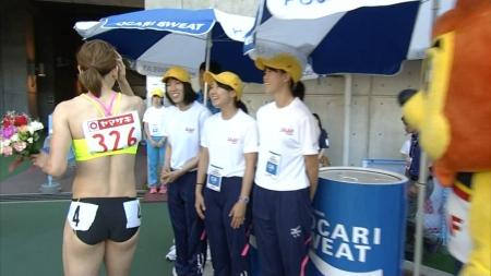 女子陸上選手の画像039