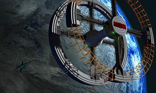 スペースステーション