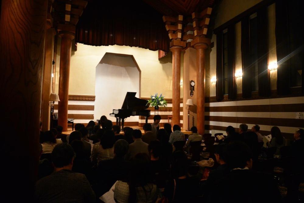 ピアニスト 森麻衣子のブログ