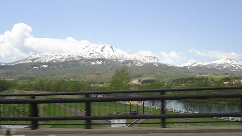 羊蹄山の近くをめぐるドライブ (5)