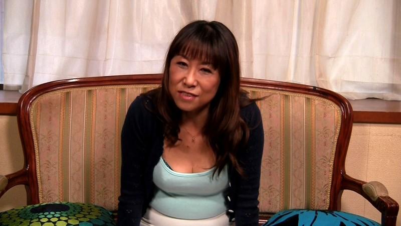 性豪五十路熟女・岡田久美子55歳