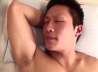 ゲイ動画:もりっとプリケツ体育会のナイスなアングル !!