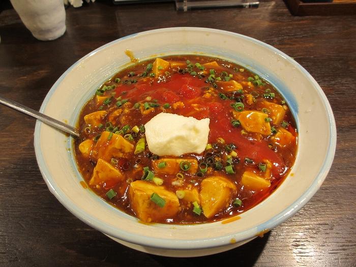 たまる屋 夏の麻婆麺