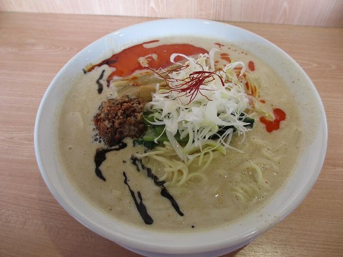 麺や来味弁天橋店 担々麺