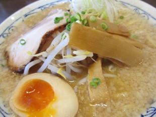 麺五郎竹尾 味噌ラーメン 具