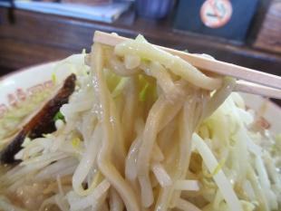 のろし安田店 塩肉一枚 麺