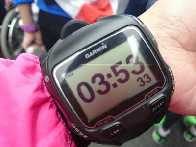 【速報】泉州マラソン、打ち負かされてきました