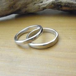 結婚指輪 プラチナ900