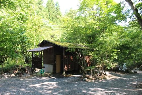 山伏キャンプ場9