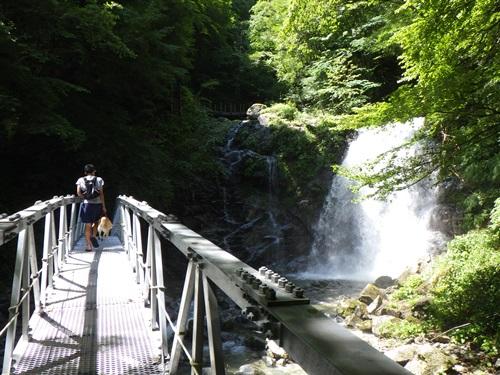 精進ヶ滝12