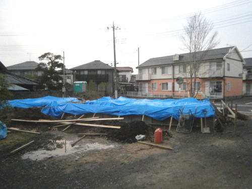 Y様邸基礎工事完了02