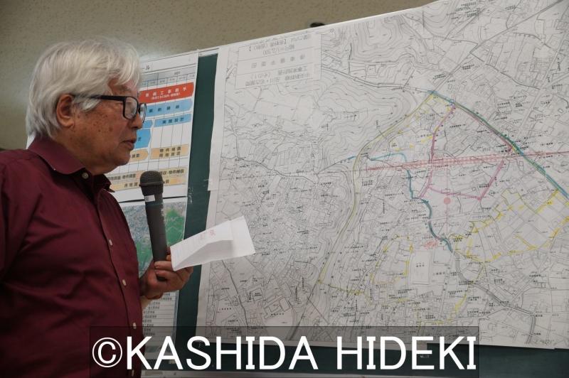 リニア長野県駅と周辺開発予定地2