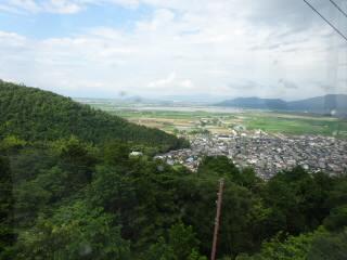 八幡山ロープウェイ