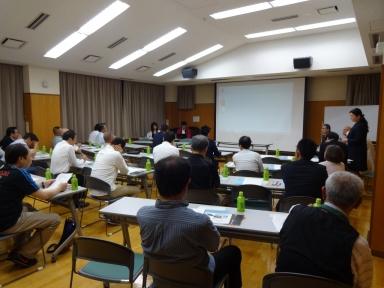 金沢の食文化について学び合いました。