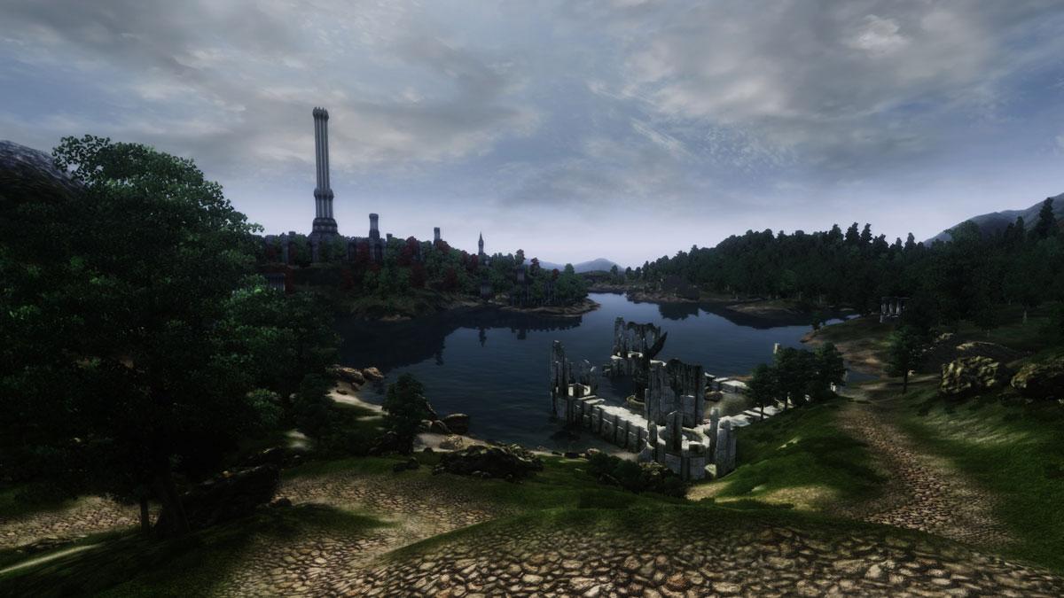 Oblivion Reloaded - Oblivion MOD