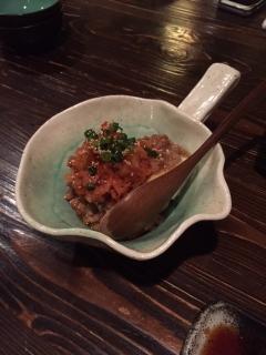 納豆料理1